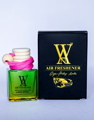 WAN AIR FRESHENER - LOVE SPEEL