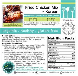 Fried Chicken Mix (Korean)