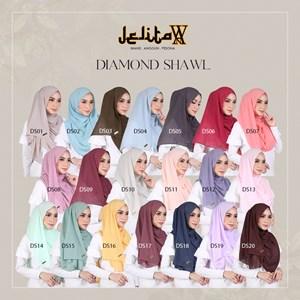 JELITAWAN - DIAMOND SHAWL