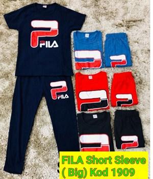 FILA - Short Sleeve,  Kod 1909 (Big Size) 9y-14y