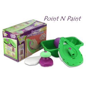 POINT N PAINT (4PCS SPONGE)