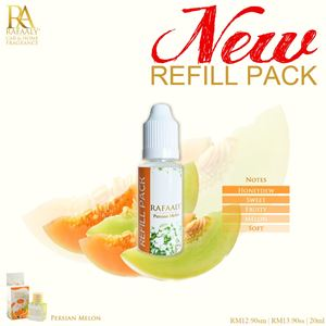 REFILL PACK 20ml - Persion Melon