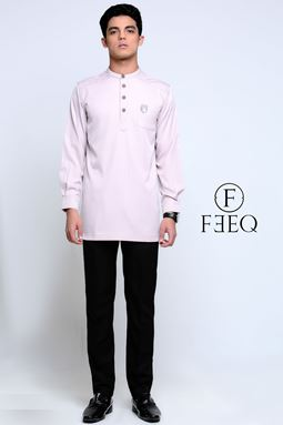 KURTA FEEQ (MISTY ROSE)