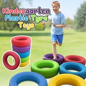 Kindergarten Plastic Tyre Toys ETA 29 JUNE 20