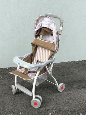FOLDABLE BABY STROLLER