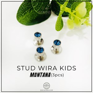 Gentlemen Stud Wira Kids Montana  (3 button)