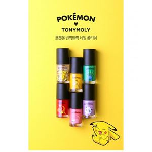 TONY MOLY Pokemon Nail Polish 8ml