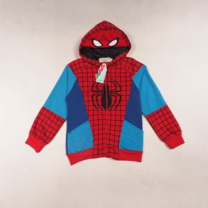 @  P31368  SPIDERMAN JACKET ( SZ 100 )