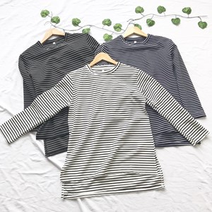 EICHI STRIPE TOP