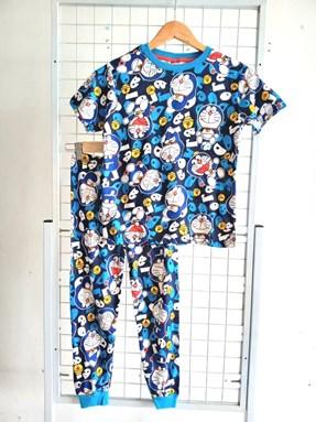Pyjamas Viral (DORAEMON) Size 6m - 24m, Size 14-16