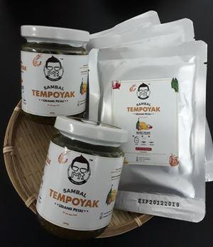 Sambal Tempoyak Udang & Petai