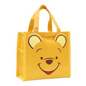 Hand Carry Cartoon Lunch Bag ( POOH )