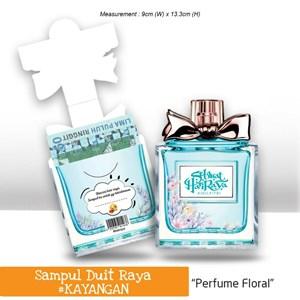 SAMPUL DUIT RAYA KAYANGAN - PERFUME FLORAL
