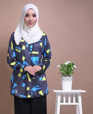 Majestic Blouse MB16 - Size Big Only