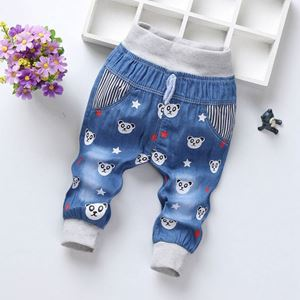 Cutiey Panda Jeans