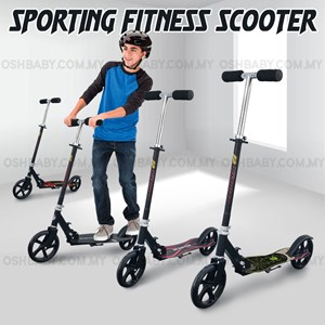 SPORTING FITNESS SCOOTER