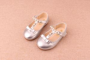 PEARL SILVER COLOUR GIRL SHOES