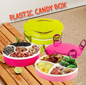 Plastic Candy Box