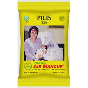 Pilis Air Mancur