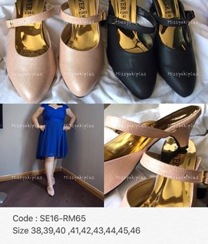 SE16  *Ready Stock Size 42 Colour : Rose gold