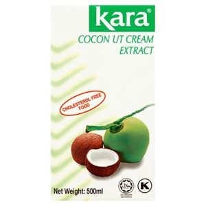 Kara Coconut Cream Extract 500ml