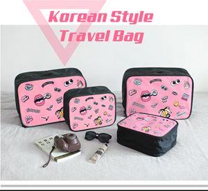 Korean Style Travel Bag