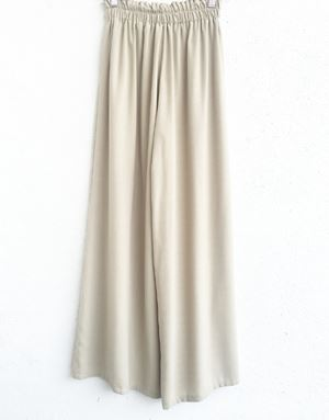 ZARA LOOSE PANTS IN BEIGE