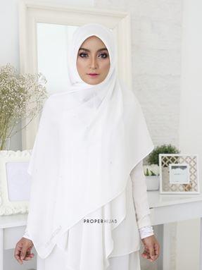 MS BRIDE WHITE