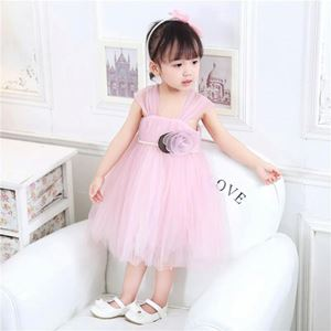 DUSTY PINK LOVEY BABY GIRLS  DRESS