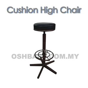 CUSHION HIGH CHAIR
