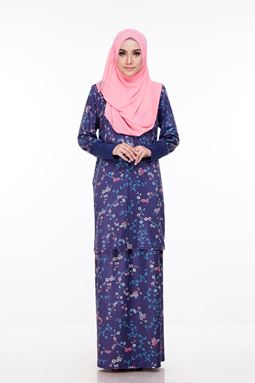 Baju Kurung Melissa (KM112) -Only size S and M available