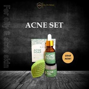 ACNE SET By Dr Mimi