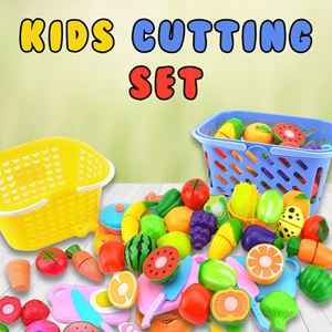 KIDS CUTTING SET