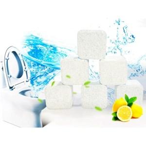 Serbuk Pencuci Tandas / Toilet Cleaner Washing Tablet