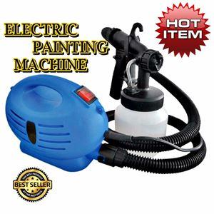 ELECTRIC PAINTING MACHINE eta 25 May