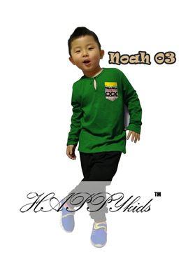 Noah Harem Set Green