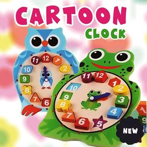 CARTOON CLOCK