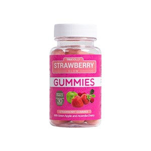Strawberry Glow Gummies