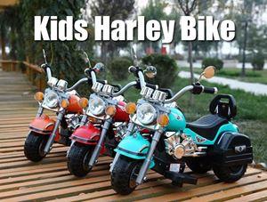 kids harley bike