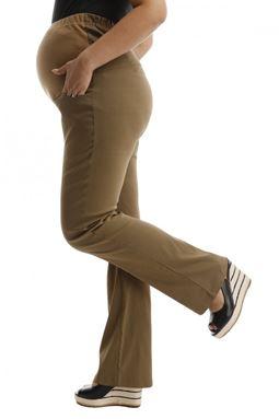Maternity Straight Pant 2.0 -  Khaki
