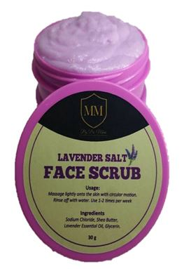 SALT FACE SCRUB
