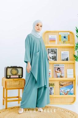 MULAN BASIC - FOREST BLUE