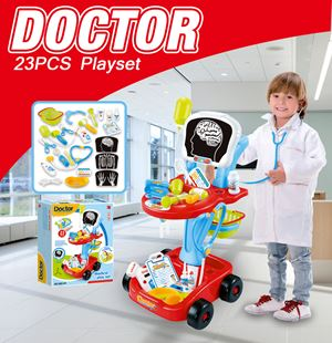 DOCTOR 22pcs Playset