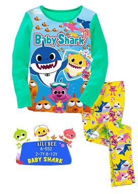 Baby Shark Pyjamas - A 552