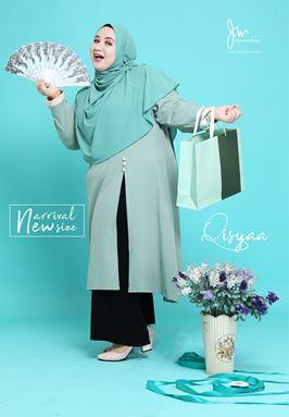 Qisyaa ( PEARL AQUA ) BATCH 09