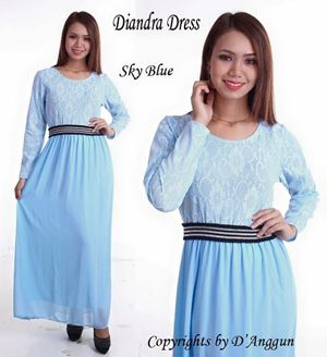 Diandra Dress