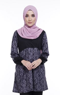 Ella Misaki (QM114)  Blouse - Size L sold out, others available
