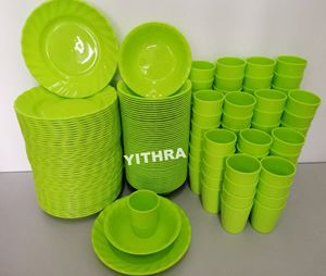 YITHRA COMBO A - LIME GREEN