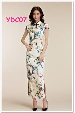 YDC07 *Ready Stock Cheongsam