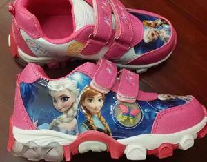 Frozen Sneaker - Pink
